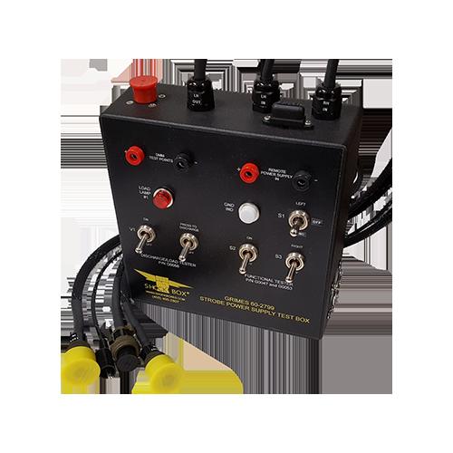 Grimes Strobe Power Supply Test Box